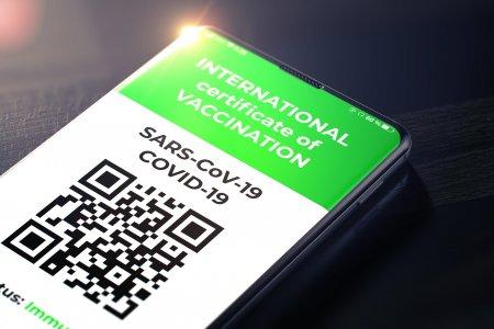 Aplicatia care permite verificarea si validarea certificatelor verzi a fost lansata si in Romania