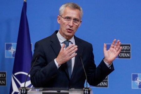 Secretarul general al NATO spera ca Franta, SUA si Marea Britanie vor depasi criza actuala