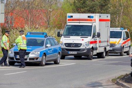 O autostrada din Germania, inchisa dupa ce mai multe persoane ar fi fost luate ostatice