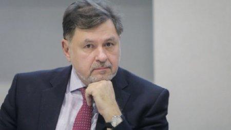 Alexandru Rafila, despre dosarul DNA privind vaccinurile: Probabil ca plangerea penala vine dintr-o zona apropiata de Vlad Voiculescu