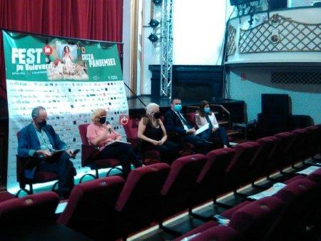 Marinela Țepus, <span style='background:#EDF514'>DIRECTOAREA</span> Teatrului Nottara: Am incercat cand s-a inchis lumea, sper sa reusim acum!. Pregatiri pentru  Fest(in) pe Bulevard