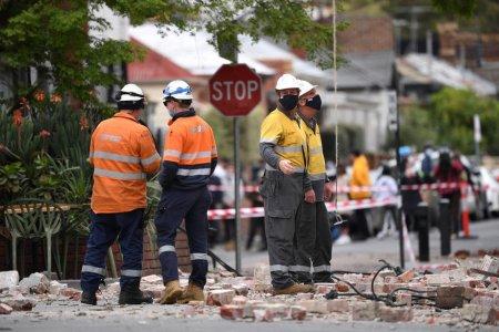 Cutremur puternic in Australia, resimtit in mai multe orase. M-a surprins a fost cat de zgomotos a fost