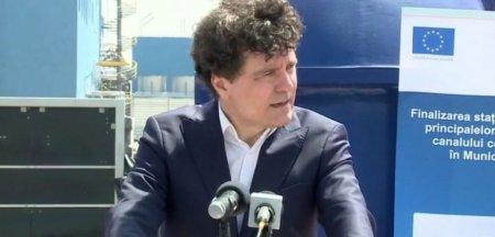 Primarul Capitalei si presedintele CJ Ilfov participa la prezentarea viitoarei retele de tren metropolitan Bucuresti-Ilfov