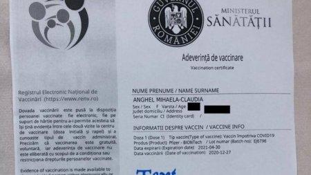 Retea de falsificare a adeverintelor de vaccinare la Primaria Drobeta Turnu Severin