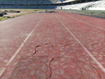 Pista de atletism si gazonul de pe Cluj Arena, distruse la UNTOLD