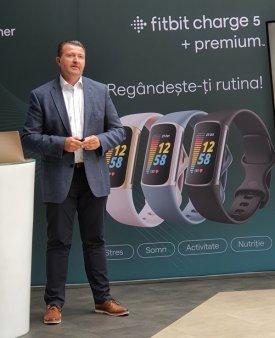 Fitbit a lansat oficial tracker-ul Charge 5 pe plan local: Romania este o piata cheie pentru noi