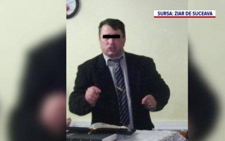 Cine este pastorul condamnat la peste 21 de ani de inchisoare pentru ca si-a <span style='background:#EDF514'>ABUZ</span>at fiicele