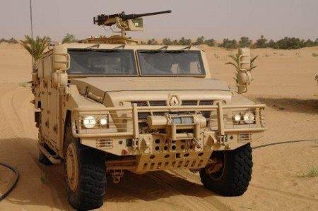 Arquus concureaza la <span style='background:#EDF514'>LICITATIA</span> pentru noi vehicule blindate a Armatei Romane