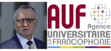 Sorin Cimpeanu vrea un al doilea mandat la sefia Agentiei Universitare a Francofoniei