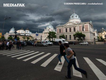 Prognoza speciala pentru Capitala: Vremea va fi rece, cu temperaturi minime care se vor situa intre 7 si 9 grade