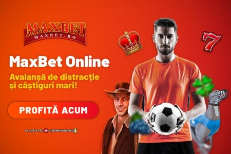 MaxBet Casino - Avalansa de distractie si castiguri mari!