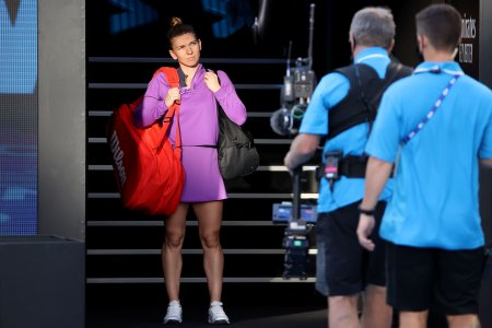 Simona Halep in pericol sa rateze Australian Open in 2022