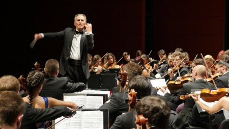 Rapsodia Romana nr. 2 revine la Festivalul Enescu.Celebra soprana<span style='background:#EDF514'>SONY</span>a Yoncheva, pe scena Ateneului Roman