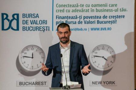Connections Consult se listeaza pe piata AeRO a BVB: capitalizare de 66 mil. lei si tranzactii de 800.000 lei in primele doua ore de tranzactionare