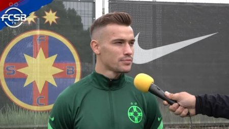 Un jucator de la FCSB nerabdator sa evolueze la Hunedoara: Ma incearca sentimente aparte