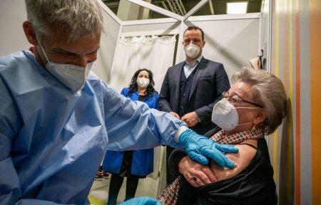 Ministrul german al sanatatii estimeaza ca pandemia se va sfarsi in primavara