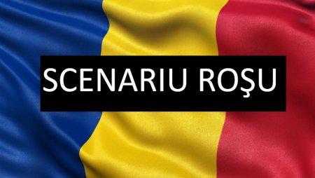 Romania, sub cod rosu de COVID. E <span style='background:#EDF514'>INTERZIS</span> sa iesi din casa. Reguli noi in aceste zone