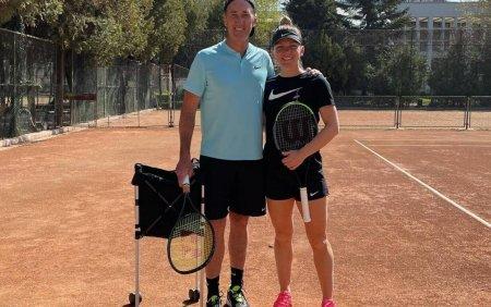 Simona Halep anunta incheierea colaborarii cu antrenorul Darren Cahill. Iti multumesc D pentru tot