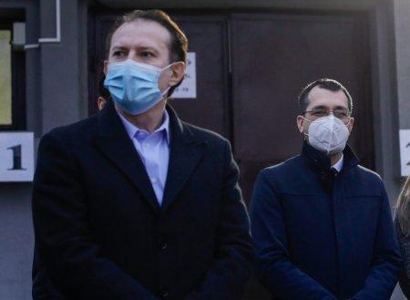 Ancheta DNA pe vaccinuri: cand Vlad Voiculescu derapeaza si Florin Citu are dreptate