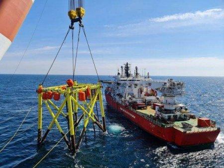 GSP: Lucrarile de instalare la platforma petroliera ANA sunt finalizate