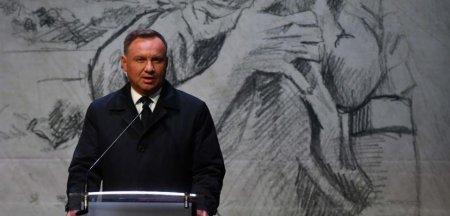 EXCLUSIV Andrzej Duda, presedintele Poloniei, la 40 de ani de la mesajul Solidaritatii pentru Europa de Est: Despre forta profetilor neinarmati