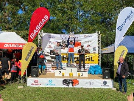 ATH Moto si ATH Racing <span style='background:#EDF514'>TEAM</span> prezente la Endurocross Vultureni