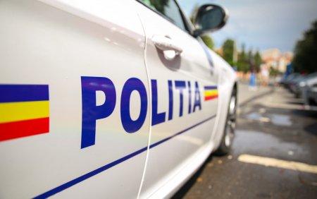 Cum a s<span style='background:#EDF514'>CAPA</span>t de sanctiuni un sofer din Iasi care a depasit pe linia continua chiar masina Politiei