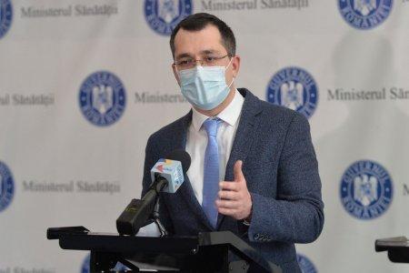Citu: Vlad Voiculescu a semnat pentru Cure Vac, vaccin care nu a fost aprobat niciodata