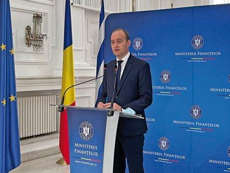 Ministrul Finantelor, Dan Vilceanu, dupa falimentul City Insurance: Nu cred ca din banii nostri ar trebui sa platim fraude
