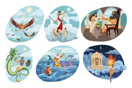 10 povesti fascinante din mitologia greaca, populare si in ziua de azi