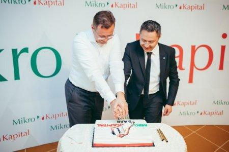 (P) Mikro Kapital Romania, parte a grupului multinational Mikro Kapital, isi sarbatoreste cea de-a 5-a aniversare