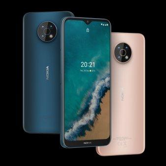 Nokia G50 5G este un telefon 5G cu <span style='background:#EDF514'>PRET</span> de buget, pregatit de lansare in piata europeana