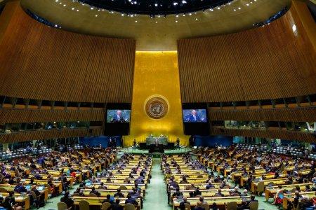 Joe Biden lauda Republica Moldova, in discursul tinut la ONU:Moldovenii au reusit sa ofere victoria fortelor democratice VIDEO