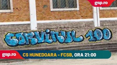 CS HUNEDOARA - FCSB. Sunt asteptati peste 8000 de spectatori la <span style='background:#EDF514'>MECIUL</span> din Cupa