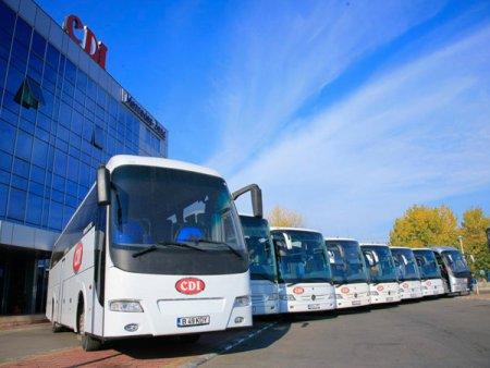 Ion Comusi, compania de transport rutier de persoane CDI: Se circula tot mai greu. Pe Bucuresti-Brasov facem si cinci ore, noi tot speram la autostrazi. Distanta dintre Bucuresti- Brasov (180 kilometri) ar trebui parcursa in cel mult trei ore
