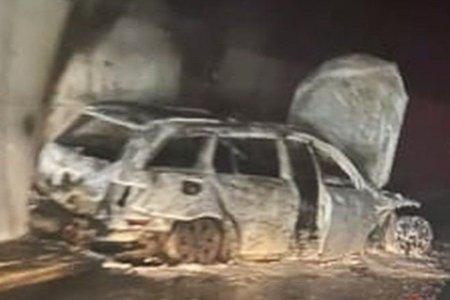 Violente fara precedent: au incendiat masina arbitrilor, imediat dupa meci!