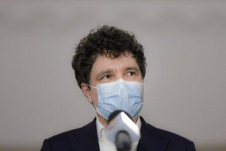 Nicusor Dan: Numarul de paturi la ATI va fi suplimentat in spitalele primariei de la 40 la 54