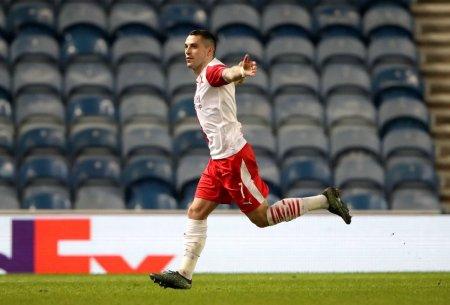 Nicolae Stanciu, meci perfect pentru Slavia » Hattrick si pasa de gol in Cupa Cehiei