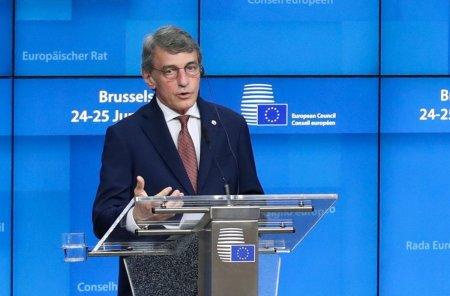 Presedintele Parlamentului European, externat din spital dupa o saptamana