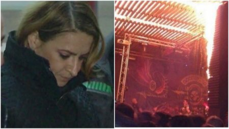 Cauza mortii Danielei Nita, patroana firmei care a instalat artificiile in clubul Colectiv