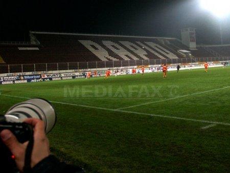 FC Rapid sanctionata drastic de Comisia de Disciplina din cauza incidentelor din meciul cu Gaz Metan