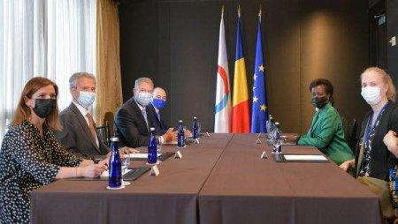 Iohannis a discutat cu secretarul general al OIF despre colaborarea in domeniile educatiei si cercetarii