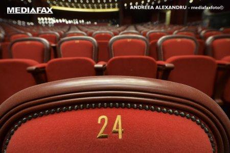 Salile de spectacole, la 50% din <span style='background:#EDF514'>CAPACITATE</span>, in localitatile unde incidenta e peste 3 cazuri la mie