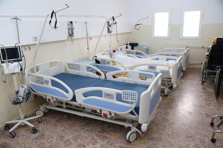 O unitate mobila ATI a fost amplasata la Institutul Marius Nasta. CMBSU a suplimentat si numarul de paturi