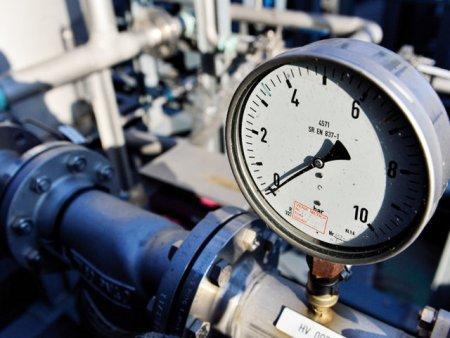 Stocurile de gaze naturale din Europa sunt la cel mai scazut nivel din ultimii 10 ani
