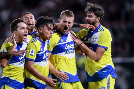 Juventus, prima victorie in Serie A de la plecarea lui Ronaldo! Cum arata clasamentul