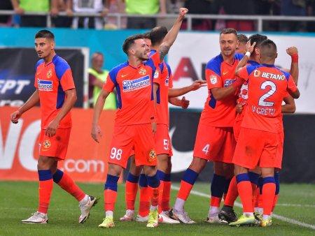 FCSB trece de Hunedoara dupa prelungiri. Echipa din Liga 3 a revenit de la 0-3!