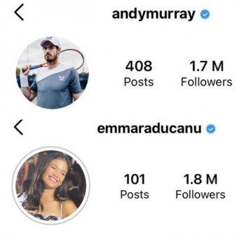 Fenomenul Emma Raducanu. Jucatoarea cu origini romanesti l-a depasit pe Andy Murray