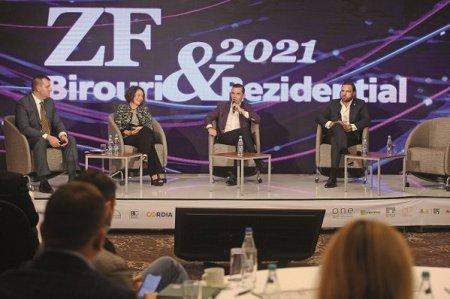 Conferinta Birouri si Rezidential 2021. Dezvoltatorii vor investi mai mult in facilitati pentru a atrage corporatistii in noile proiecte de birouri, industria farma a sustinut <span style='background:#EDF514'>CEREREA</span> de spatii office