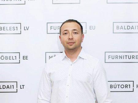 ZF Logistica Businessului, un proiect ZF & Element Industrial .Andrei Caranica, Mobilier 1: Centrul logistic nu este doar un spatiu pentru depozitare, ci si mediul de lucru pentru angajati